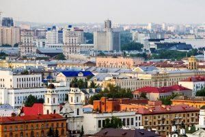 Minsk'te Gezilecek Yerler
