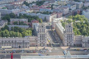 Minsk Coğrafyası