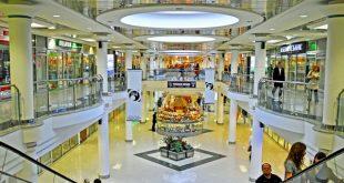 Minsk'te alışveriş