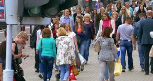 Minsk Nüfus Yoğunluğu